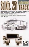 1:35 SDKFZ 11 Track (Workable)