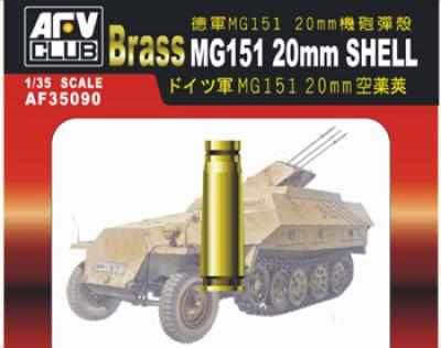 1:35 MG151 20mm Shell