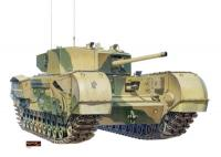 1:35 AFV Club Churchill MK3