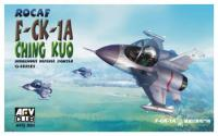Rocaf F-CK-1A Ching Kuo Indigenous Defense Fighter Q-Series