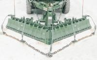 1:35 AFV Club Chain & Spring Hanger for M1132 Stryker ESV Mine Plow