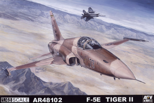 1:48 Northrop F-5E Tiger II