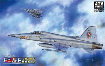 1:48 AFV Club F-5E Tiger II ROCAF Model Kit