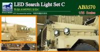 1/35 LED SEARCH LIGHT SET C