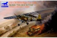 "1/35 PIPER CUB L4H ""ROSIE THE ROCKETEER"""