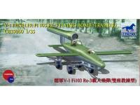 1/35 GERMAN V-1 FIESELER FI103 RE-3 PILOTED FLYING BOMB