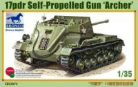 1/35 17PDR SELF-PROPELLED GUN