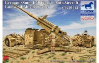 1/35 GERMAN 88mm L71 FLAK41 ANTI-AIRCRAFT GUN