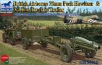 1/35 BRITISH AIRBORNE 75mm PACK HOWITZER