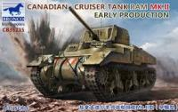 1/35 Canadian Cruiser Tank Ram MK.II Early Production