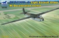 1/72 DFS230V-6 LIGHT ASSAULT GLIDER w/DECELERATION ROCKET