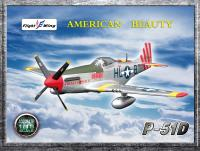 "1:18 	WWII USAF, 31st Fighter Group ""American Beauty"""
