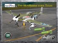 "1:18 	WWII USAF, 355th Fighter Group, ""The Hun Hunter From Texas"""