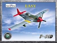 "1:18 	WWII USAF, 332nd Fighter Group, ""Easy"""