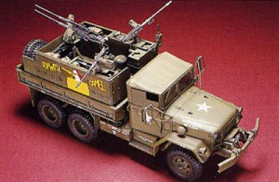 1:35 M35A1 Guntruck (III) FSV Conversion