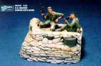 1:35  US Marine Snipers-2FIGS W/Base
