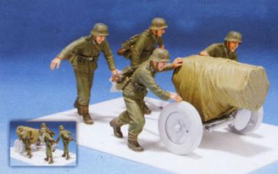 1/35 German Eastern Front Rocket Launcher