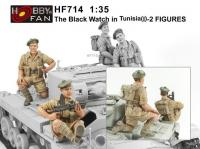 1/35 THE BLACK WATCH IN TUNISIA (1) - 2 FIGURES