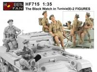 1/35 THE BLACK WATCH IN TUNISIA (2) - 2 FIGURES