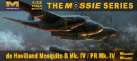 De Havilland Mosquito Mk.IV - PRE-ORDER NOW AND GET FREE SHIPPING!