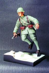 1/16 Dutch Skating Infantry