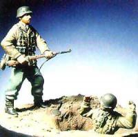 1/35 SCREAMING EAGLE & GR.CAPTOR(2W/BASE