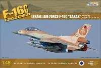 "Israeli Air Force F-16C ""Barak"""