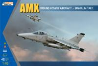 AMX Ground Attack Aircraft - Brazil and Italy