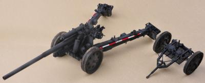 1/16 German 105mm K18 Cannon