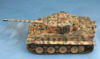 1:16 WWII German PzKpfw VI Tiger I, Kurland, Eastern Front, 1944