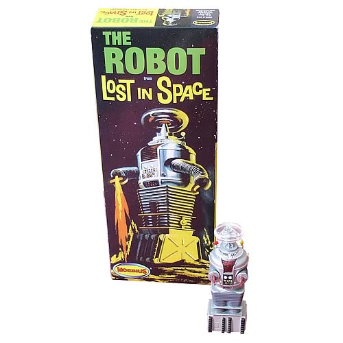 1/24 Lost In Space The Robot Model Kit