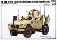 1/35 M-ATV MRAP (MINE RESISTANT AMBUSH PROTECTED) -PANDA