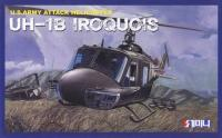1:48 US Army Attack Helicopter UH-1B Iroquois