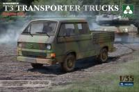Bundeswehr T3 Transporter Trucks/Double Cab