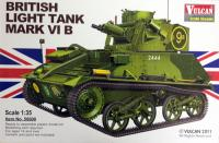 1:35 Vulcan Scale Models British Light Tank Mk. VI B