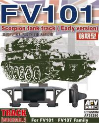 1/35 Scorpion Early Version Workable Tracks