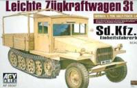 1:35 SDKFZ 11 Late-Wood Cab