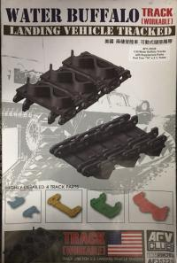 1/35 US Water Buffalo Tracks LVT