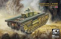 1/35 Churchill AVRE with Snake Launcher