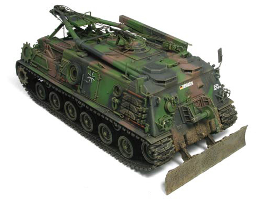 1:35 US ARMY M88A1G