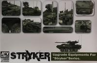 1/35 Upgrade equipment for Stryker Series