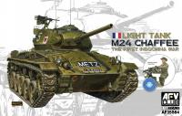 1/35 M24 Chaffee Light Tank The First IndoChina War French Army