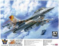 1:32 AFV Club F-16B Block 20 & AN/VDS-5 LOROP-EO