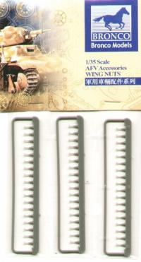 1/35 BUTTERFLY WING NUTS (GENERAL PURPOSE)