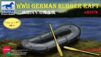 1/35 WWII GERMAN RUBBER RAFT