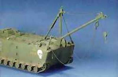 1:35  LVTP5A1 Recovery Vehicle Conversion