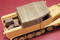 1:35 Equipment & Hood For ADKFZ11