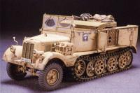 1:35  SDKFZ 11 3 Ton Engine/Fuel Tank