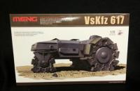 1:35 Meng Models VsKfz 617 Stegosaurus Series Model Kit