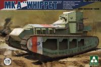 WWI Medium Tank Mk A Whippet